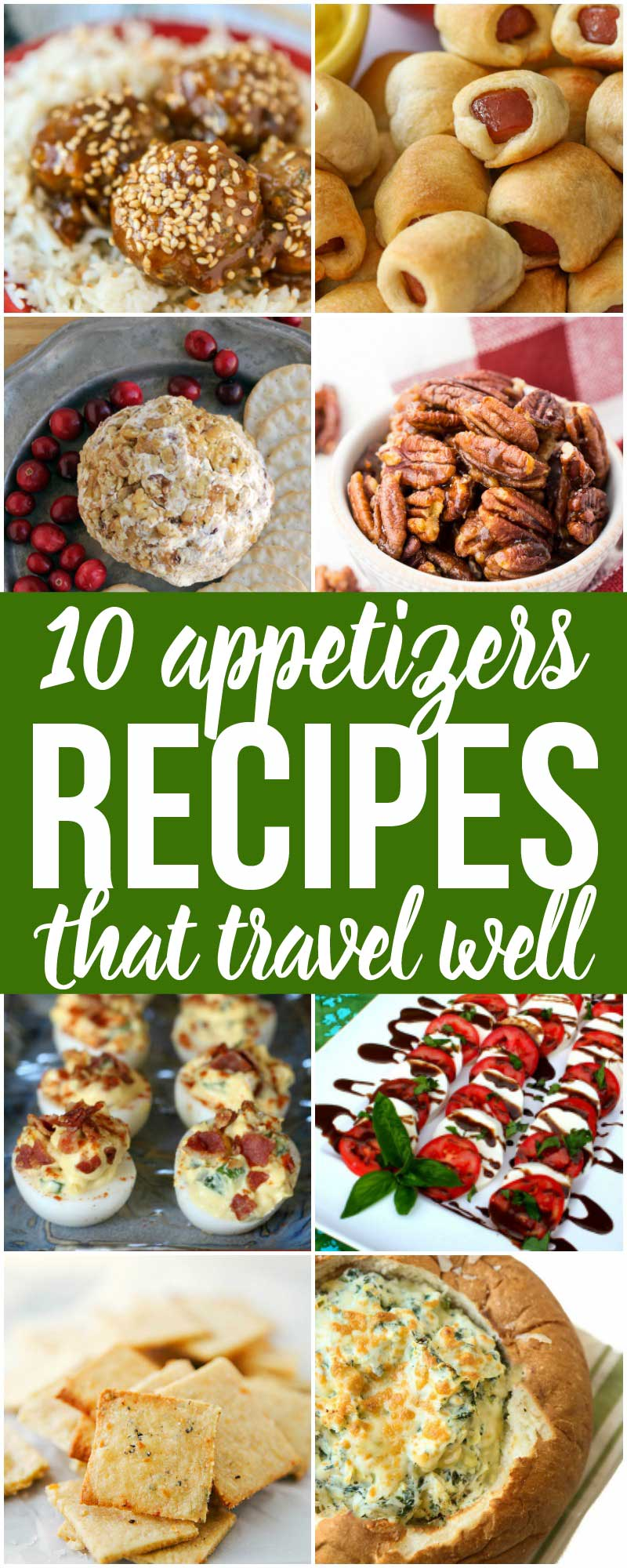 Traveling to a party or to visit family and friends this holiday season? Skip the crockpot in the trunk and go with one of these recipes that travel well instead. With everything from easy breakfast recipes to make ahead desserts, these dishes that travel well has something for everyone and every occasion.